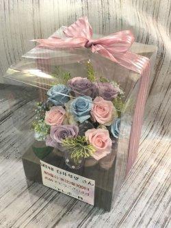 画像2: 店長におまかせプリザーブドフラワーアレンジメント7000円