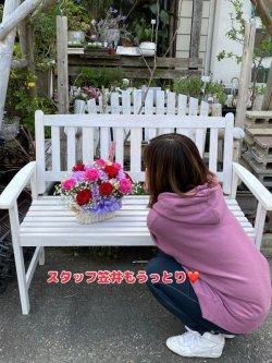 画像2: 【母の日ギフト2021】ローズアレンジメント『セバスチャン』